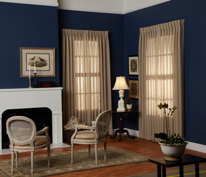 Window Draperies & Top Treatments in Los Angeles