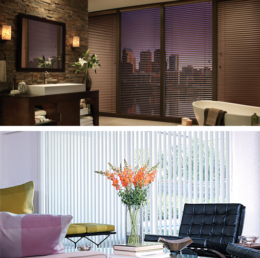 Bathroom & Office Window Blinds
