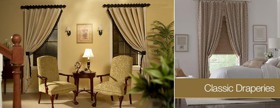 Classic Draperies by Arjay's Window Fashions