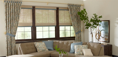Custom Window Treatments by Arjay's Window Fashions