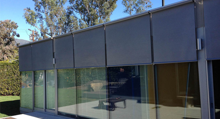 Superbe Exterior Shading In Los Angeles