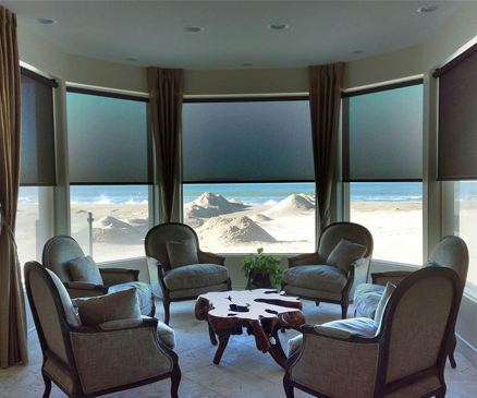 Motorized Blinds & Window Coverings