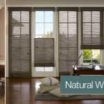 Natural Woven Wood Shades in California