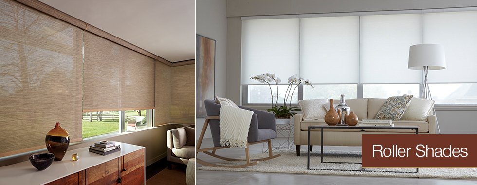 Roller Shades by Arjay's Window Fashions