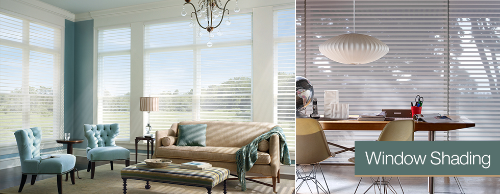 Window Shading from Arjay's Window Fashions