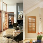 Wood Shutter Installation in Los Angeles