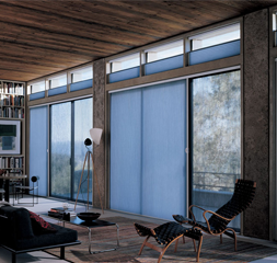 Honeycomb Shades in Los Angeles