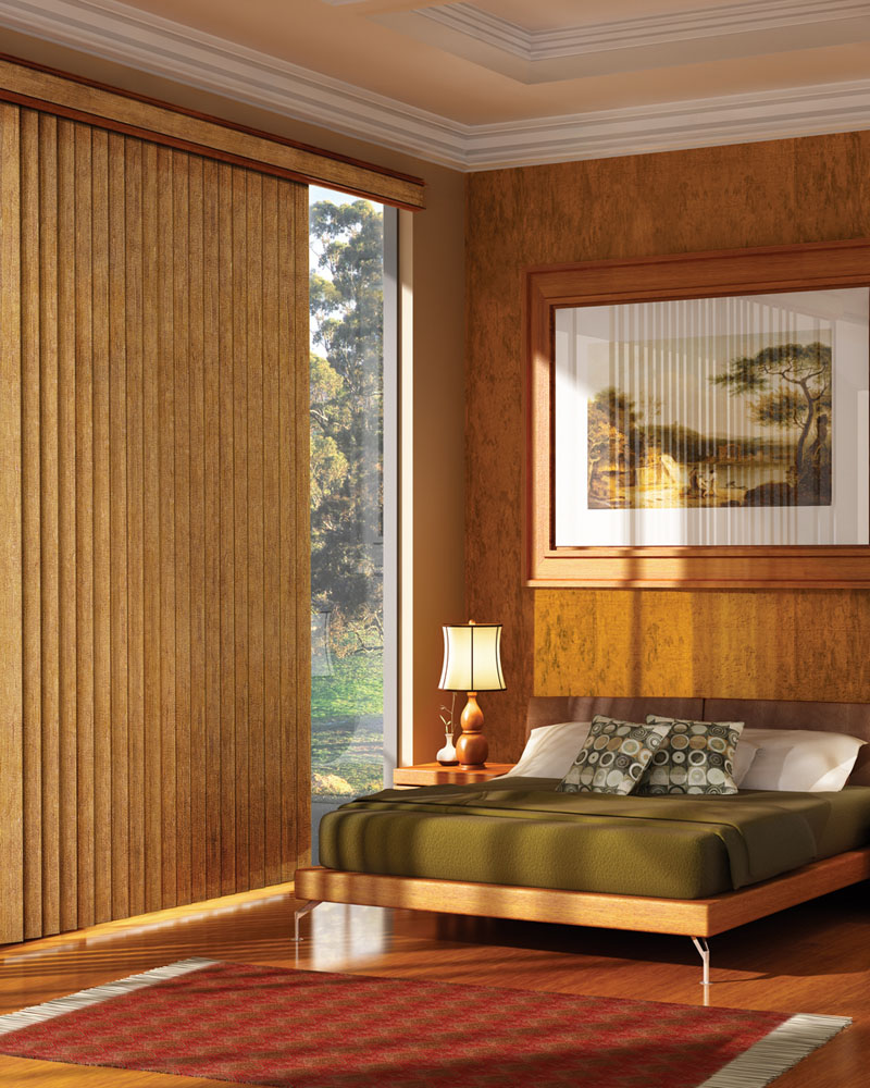 How To Clean And Maintain Fabric Vertical Blinds