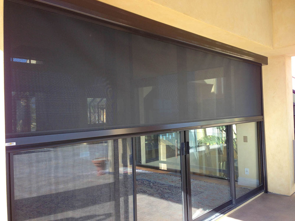 Exterior Window Shading Outdoor Blinds