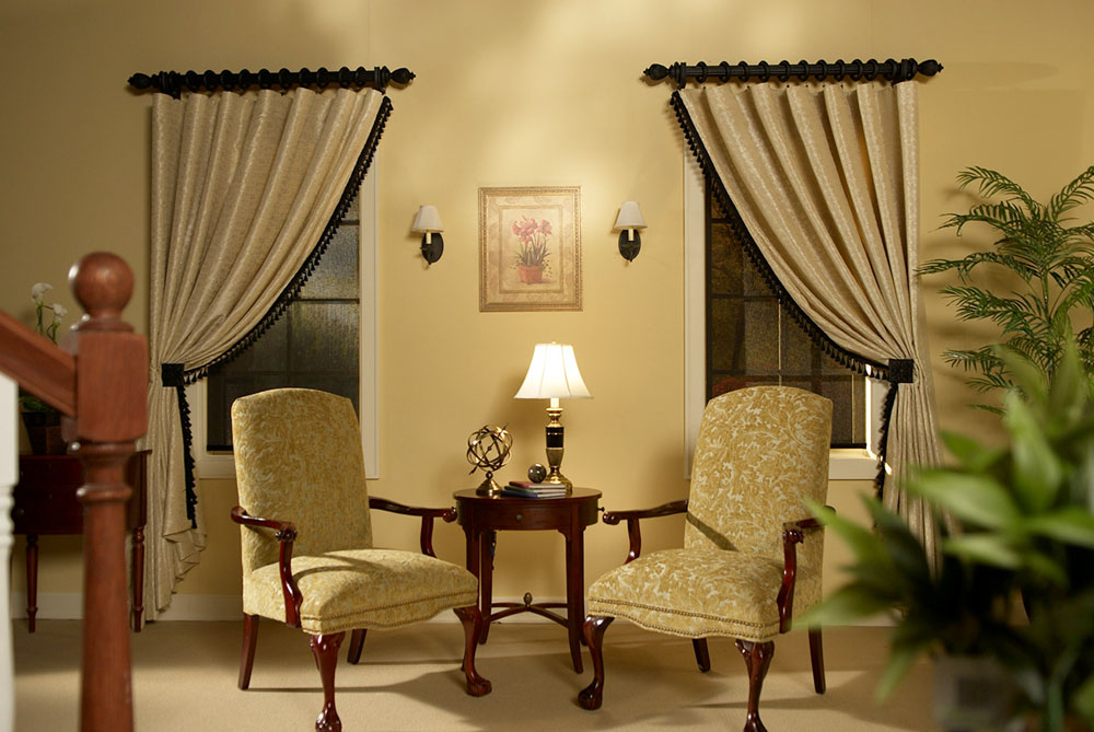 How To Use Short Curtain Rods For A Great Design