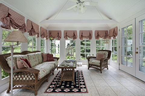 Different Window Treatment Ideas For Your Sunroom Arjays Window