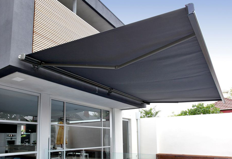 Motorized Exterior Shades Awnings Visit Our Showroom For 20 Off